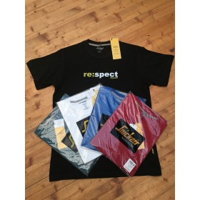 RESPECT -T-Shirt -Set Snickers 2502