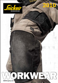 Snickers Workwear Katalog 2010