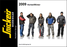 Snickers Workwear Katalog 2009